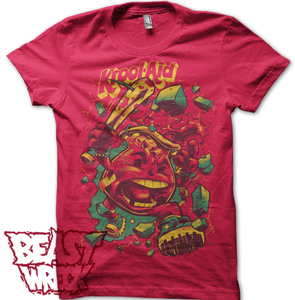 "Image of ""KROOL-AID"" (red) Men's shirt"