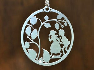Image of Hansel & Gretel Necklace