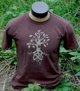 Image of Oak on Men's Hemp in Chocolate