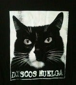 Image of Discos Huelga - Cat T-Shirt