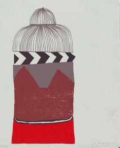Image of Tower Screenprint