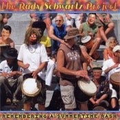"Image of Rudy Schwartz Project ""Remembering A Summertime Rash"" CD"