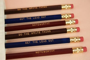 Image of Make A Point Pencil Set