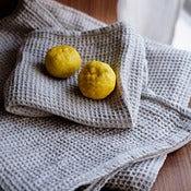 Image of Fog Linen Waffle Towels