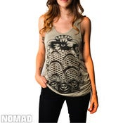 Image of Serpent  Grey Taupe Tank
