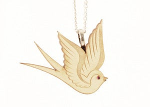 Image of Swallow Necklace