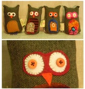 Image of Herringbone Owly