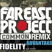 Image of V/A COMMON REMIX / FAREAST PROJECT