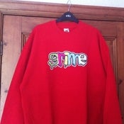 Image of Colour Grime Logo on Sweatshirts