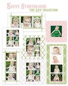 Image of Savvy Storyboards~ The Lily Collection