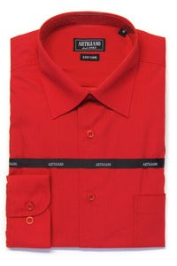 Image of ARTIGIANO CR706 RED SHIRT