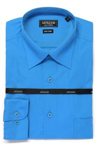 Image of ARTIGIANO CR706 INDIGO SHIRT