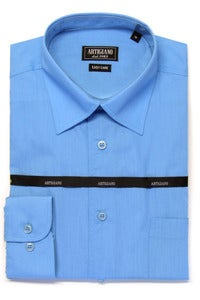 Image of ARTIGIANO CR706 SKY BLUE SHIRT