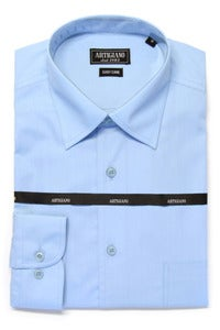 Image of ARTIGIANO CR706 LIGHT BLUE SHIRT