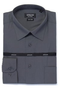 Image of ARTIGIANO CR706 GREY SHIRT