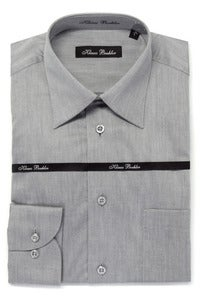 Image of KLAUSS KL745 GREY SHIRT