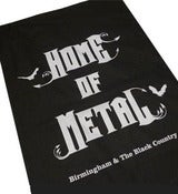 Image of Home Of Metal Teatowel