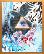 Image of All Seeing Eye: Untitled 1