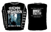 "Image of ""Dark hours of torture"" Longsleeve shirt"
