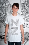 Image of NZ sans ~ Zap Tee