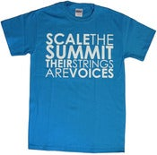 "Image of Sapphire ""Their Strings Are Voices"" ™ T-Shirt"