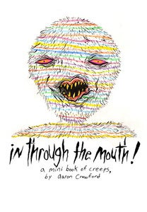 Image of In Through The Mouth - a mini book (SOLD OUT)