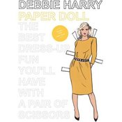 Image of DEBBIE HARRY PAPER DOLL BOOK