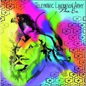 "Image of Telepathic Liberation Army ""Phase One"" LP DSBR019"