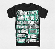 Image of Page 9- Party Tee