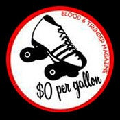 Image of $0 Per Gallon Vinyl Sticker