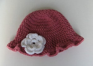 Floppy Brimmed Hat - Vogue Knitting | Welcome