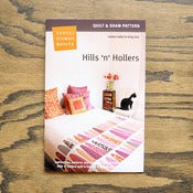 Image of Denyse Schmidt : Hills 'n' Hollers : Quilt &amp; Sham Pattern