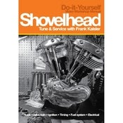 Image of Shovelhead Tune & Service with Frank Kaisler DVD Video Workshop Manual