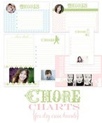 Image of Chore Chart Templates