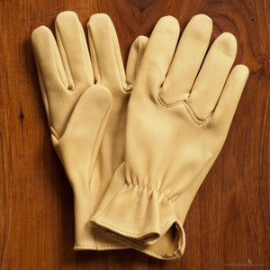 Image of Geier Glove Co. Medium Weight Deerskin Glove