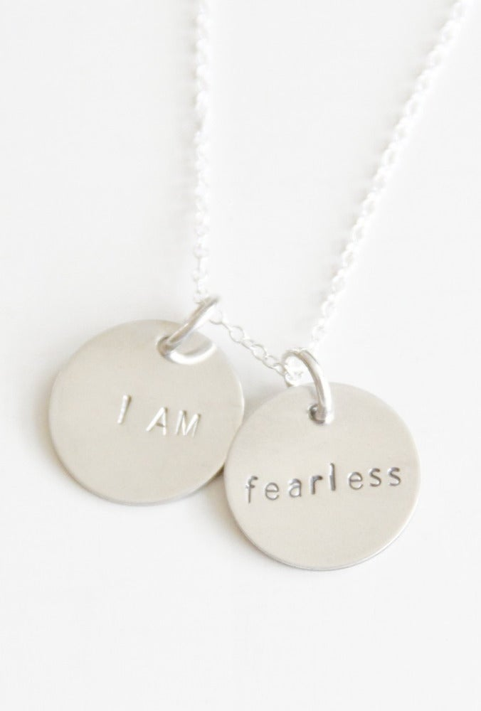 Image of I AM FEARLESS