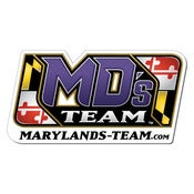 Image of MD's Team Car Magnet