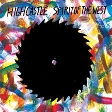 Image of High Castle - Spirit Of The West LP