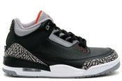 Image of Air Jordan Retro 3 Black/Cement 2011