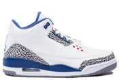 Image of Air Jordan Retro 3 TRUE BLUE 2011