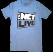 Image of The Net Live Aqua Tee by Hurley