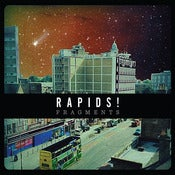 Image of Rapids! - Fragments EP (CD)