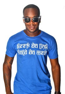 Image of Men's Hold Da Medi Tee