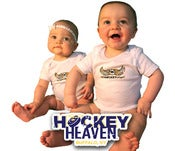 Image of Lil Hockey Angel Bodysuit