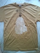 Image of Wiht 'The Harrowing of the North' T shirt (GOLD)