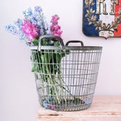 Image of Vintage Wire Basket