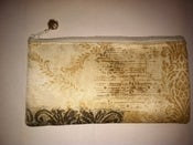 Image of Rosala Cosmetic Case - Vintage Damask
