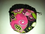 Image of Susie Cupcake Change Purse - Paisley