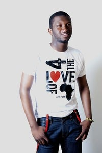 Image of For the Love of Africa (mens)