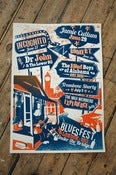 Image of Bluesfest London 2011 Poster